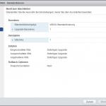 VMware Tools und vHardware mit VUM aktualisieren