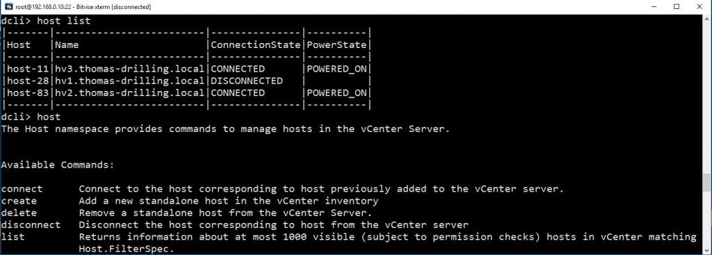 ESXi-Tipp: Host aus vCenter-Inventar entfernen