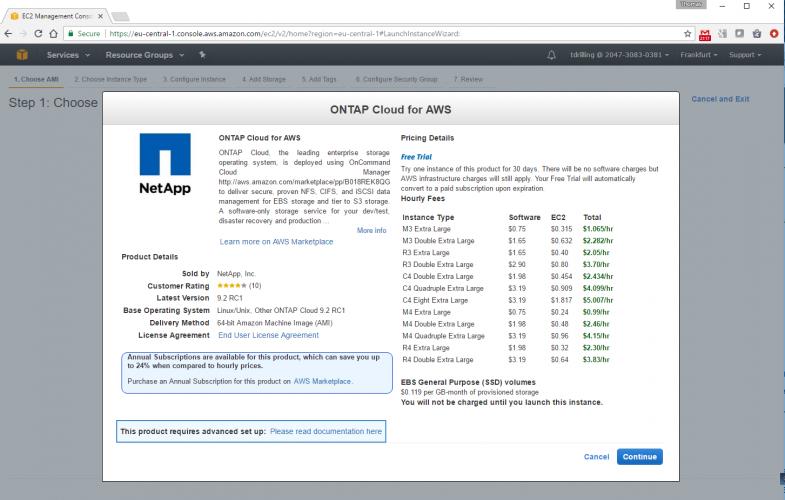 Einstieg in die AWS-Cloud - Teil 6