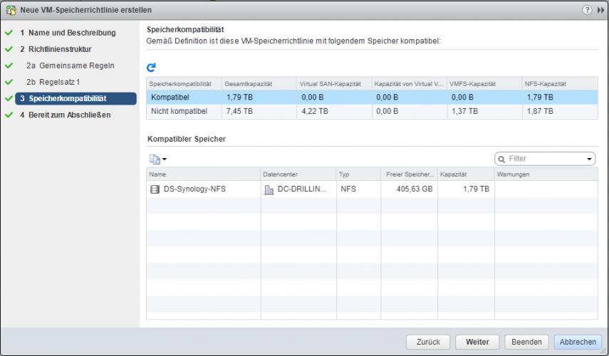 Speicherrichtlinien in VMware vSphere mit Tags umsetzen